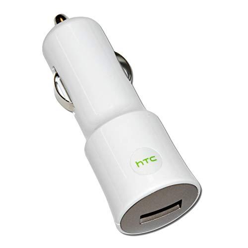 USB KFZ-Ladegerät / Adapter 1000mA - HTC CC C120 - Weiß by HTC