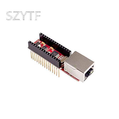 Miwaimao ENC28J60 Ethernet Shield V1.0 for arduino compatible Nano 3.0 RJ45 Webserver Module