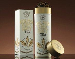 シンガポールの高級紅茶 TWGシリーズ 並行輸入品 (Golden Earl Grey(ゴールデンアールグレイ))