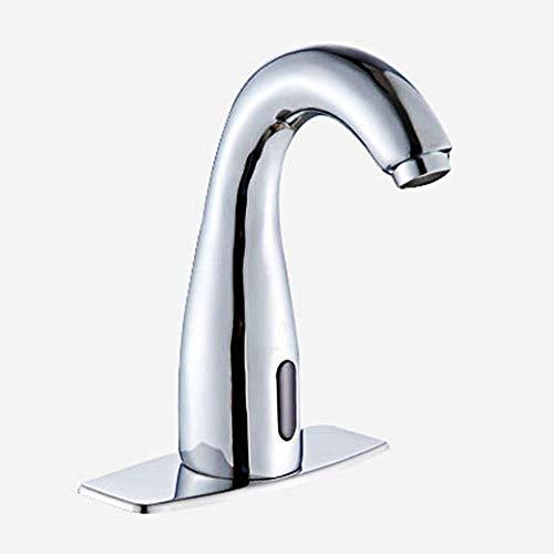 SXYULQQZ Wasserhahn Becken Automatische, Induktionshahn Küche Bad Waschbecken Intelligente Wasserhahn Induktionshandwaschmaschine Automatischer Wasserhahn