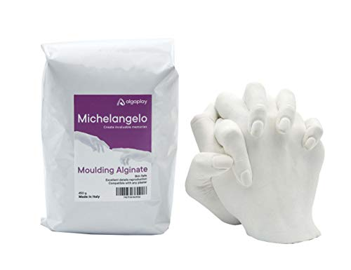 Algaplay Michelangelo Moulding Alginate (1 PACK 450 G.)