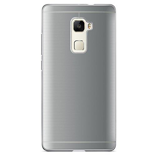 Huawei TPU Cover für Mate S grau