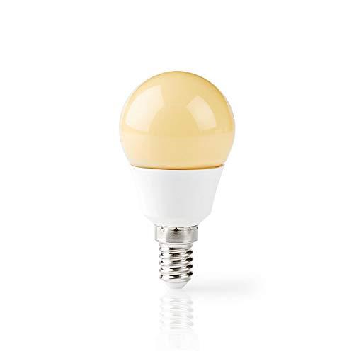 LED-Lamp E14 G45 3,5 W 215 lm Flame