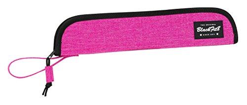 Blackfit8-ST841732284 Blackfit8-Portaflautas, 841732284, Color Rosa Fucsia, 37 cm (SAFTA