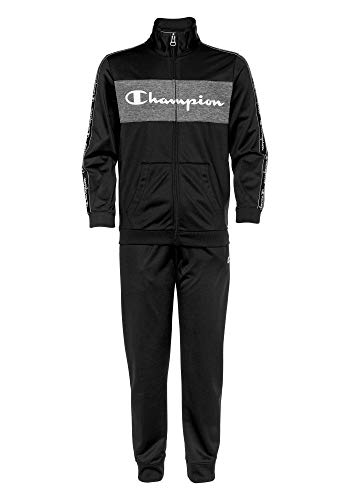 Champion Full Zip Suit Größe L NBK/NBK