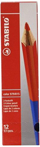 Stabilo 979/815 12pieza(s) - Lápiz (Azul, Rojo)