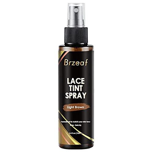 Jarome Spray de Peluca a Prueba de Humedad 35 oz Professional Todo el día Mantenga la peluquería de Encaje Que se derrite Pegado a la Peluca sintética Spray Spray Pein Spray fashion