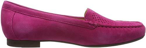 Sioux Damen Zillette-700 Mokassin, Pink (Pink 009), 38 EU
