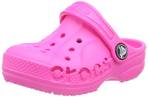 Crocs Unisex-Kinder Baya Clogs, Pink (Neon Magenta 6l0), 20/21 EU