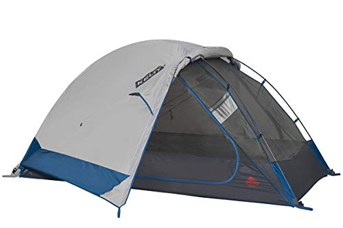 Kelty Night Owl Backpacking and Camping Tent (Updated Version of Trail Ridge Tent) - Lightweight Design Plus Oversized Doors with Spacious Interior, 2-Person