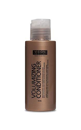 Vision Haircare Volumizing Conditioner 100ml - Conditioner ispessente che preserva il colore con Vitamina Pro B5