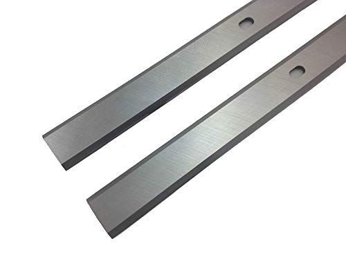 6 Stück Bernardo Hobelmesser für TH 330 - TH 330 D 330x12x2mm