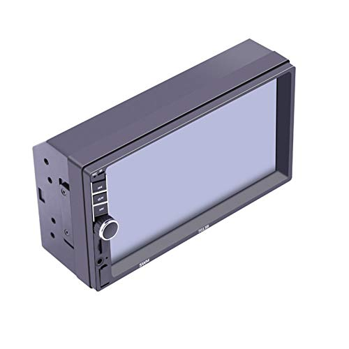 strimusimak Reproductor MP5 del coche Radio FM Bluetooth Auto Bluetooth Media Player Video 7 pulgadas pantalla para la unidad de viaje del coche