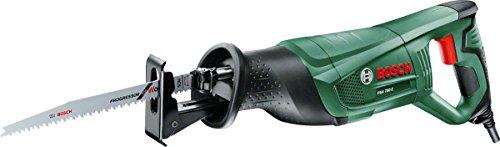 Bosch PSA 700E Sierra multiusos, incluye 3hojas de sierra
