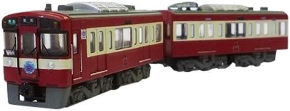 Bトレインショーティー 西武鉄道 9000系 RED LUCKY TRAIN (先頭+中間 2両入り) プラモデル