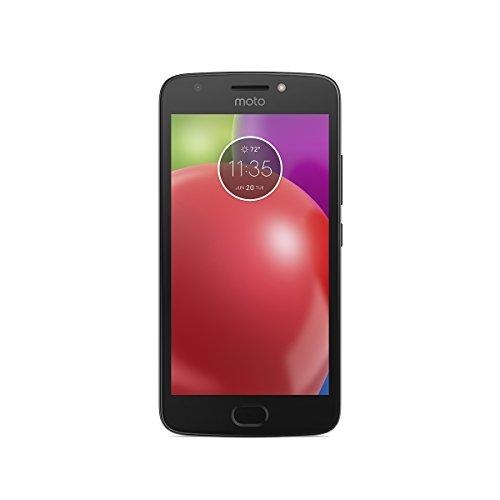 sprint prepaid moto es Motorola Moto E (4th Gen.) XT1764 16GB Unlocked GSM LTE Android Phone w/ 8MP Camera - Black