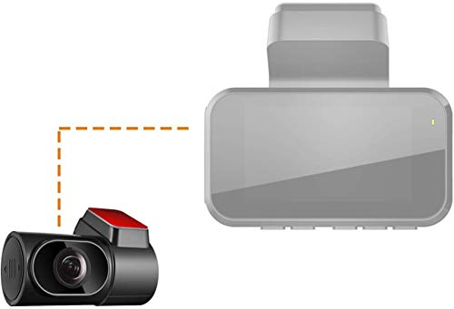 Rexing Rear View Camera, for V5 Premium 4K Modular Capabilities Car Dash Cam   1080p   Modular Add-On   Night Vision   170° Wide Angle