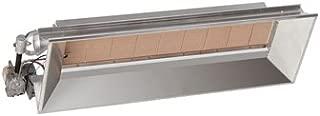 HeatStar High-Intensity Infrared Natural Gas Heater - 60,000 BTU, Model Number F180629