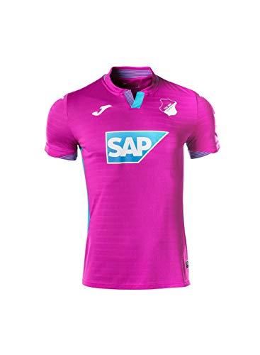 TSG 1899 Hoffenheim Kinder TSG Trikot Third 20/21, Pink, 128