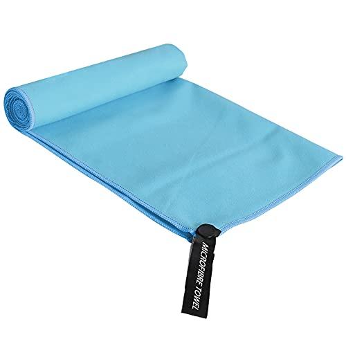 Rpanle Toalla de Microfibra, Toalla Secado Rapido para Mujer Hombre, Ligera, Absorbente, Ideal para...