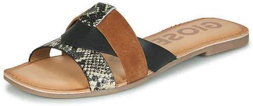 本物 最新号掲載アイテム GIOSEPPO Women's Heels Sandals Toe Open