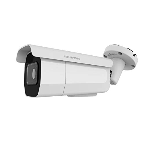 TELECAMERA SECURVIDEO Bullet 5MP HD HYBRID Motorzoom 5X Autof