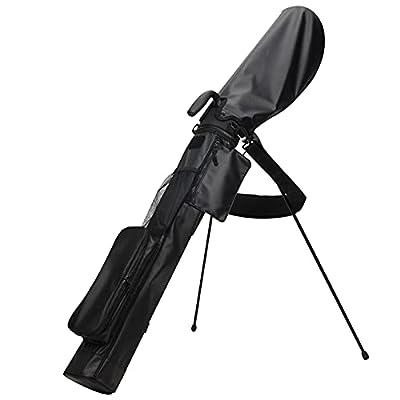 Black Golf Carry Bags