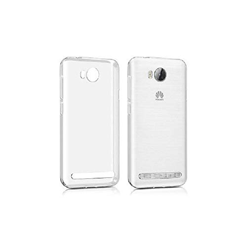 Takeon Cover Trasparente per Huawei Y3ii Custodia TPU Morbida Slim 0,03 mm