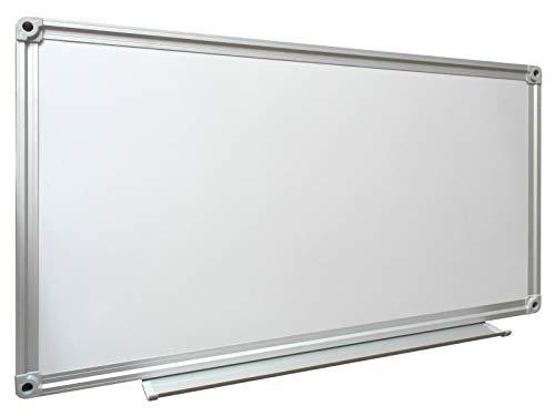 Whiteboard Weisswandtafel 100 x 50 cm Magnetafel Schreibtafel Pinnwand magnetisch Modell: WB12
