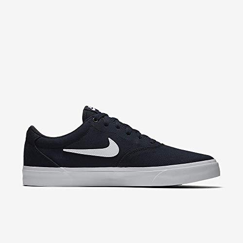 Nike Herren Sb Charge Sneaker, Blau Weiß