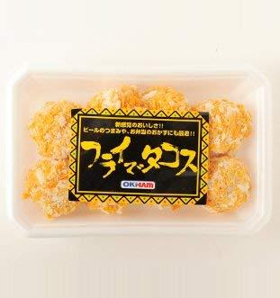 フライでタコス 25g×8個×1P オキハム スパイシーなタコスミートにチーズをまぶしてチキンで包んだフライ おつまみやオードブルにおすすめ
