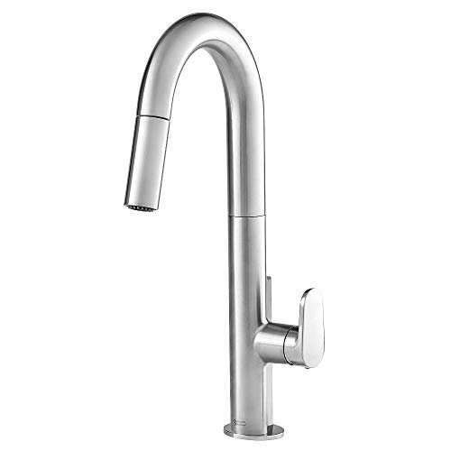 American Standard 4931300.075 Beale Single-Handle Pull Down Kitchen Faucet, Stainless Steel