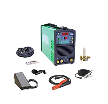 2021 Everlast PowerTIG 185DV Inverter Dual Voltage with PEDAL package