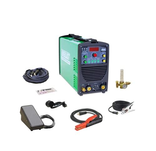 2021 Everlast PowerTIG 185DV Inverter Dual Voltage...