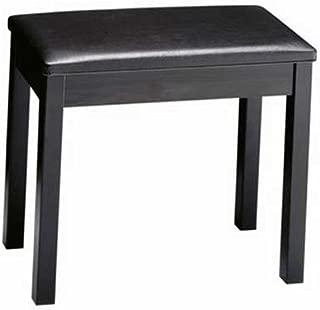 Yamaha BB1 Padded Wooden Piano Bench - Black