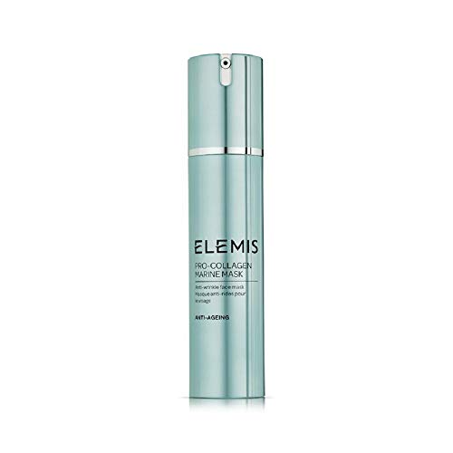 ELEMIS Mascarilla Pro-Collagen Marine, mascarilla facial antiarrugas 50 ml