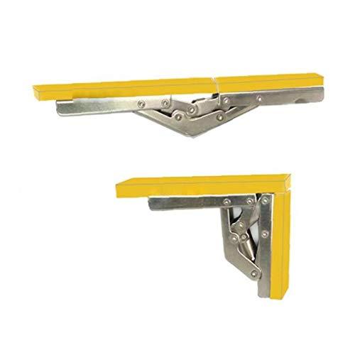 Hogar 90 Puerta Plegable Grado Plataforma Bisagra Oculta Soporte Tabla Sostenedor del Marco Muebles Mesa De Repuestos Accesorios para Muebles