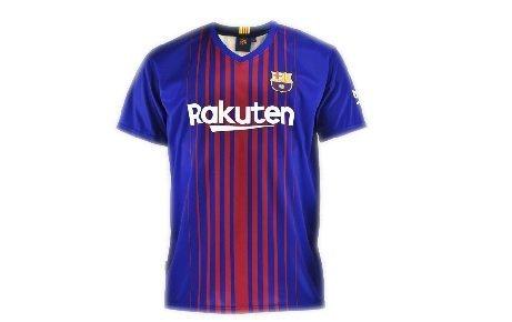 Camiseta 1ª Equipación Replica Oficial FC BARCELONA 2017-2018 Dorsal MESSI - Tallaje ADULTO (XXL): Amazon.es: Deportes y aire libre