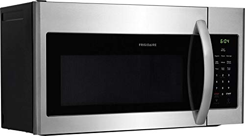 """FRIGIDAIRE FFMV1645TS 30\"""" Over the Range Microwave with 1.6 cu. ft. in Stainless Steel"""