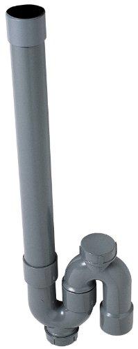 Wirquin SP5002 - Sifón lavadora arco único