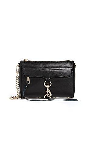 Rebecca Minkoff Mini M.A.C Ladies Small Leather Crossbody Handbag HS16IFCX01