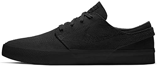 Nike SB Zoom Janoski RM Mens Skateboarding Shoes Black/Black/Black/Black 10 M US