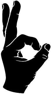 Best ok hand sign sticker Reviews