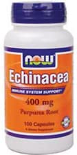 NitikanShop Echinacea 100 Caps 400 Foods Max 87% OFF Now by Mg 1 2021 new