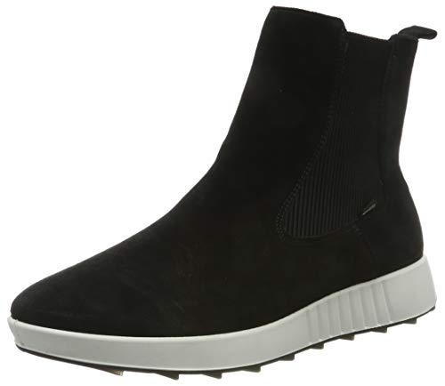 Legero Damen Essence Gore-Tex Hohe Sneaker, Schwarz (Black 00), 39 EU (6 UK)
