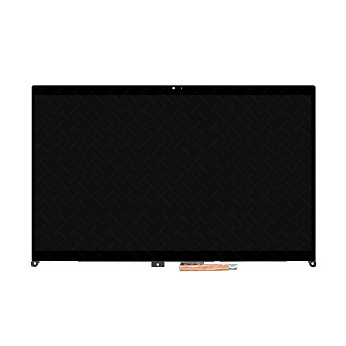 FTDLCD 15.6 inches FHD 1920x1080 IPS LCD Display Touch Screen Assembly for Lenovo Ideapad Flex 5-15ITL05 82HT 82HT004YUK 82HT0050UK 82HT0051UK 82HT0052UK