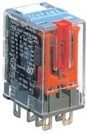Amazon com: TURCK C7-A20DX/024VDC POWER RELAY, 24V, 10A, 2CO, PLUG