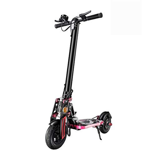 Kinder/Erwachsene Mini Electric Scooter 3 Speed Mode 24lb Folding Roller 24km / H mit Doppelbremse und...