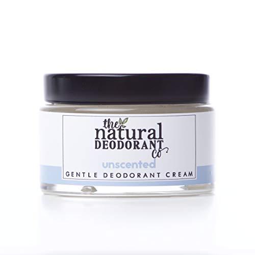 Crema desodorante suave sin perfume (55 g) – The Natural D
