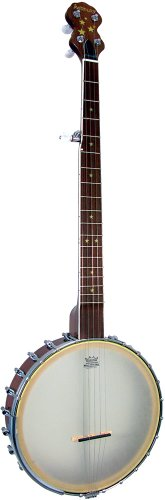 Ashbury AB-855 - Banjo de 5 cuerdas